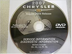 manual chrysler pacifica 2006