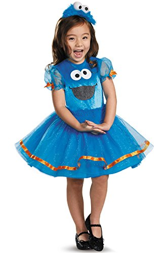 Cookie Tutu Deluxe Costume, Small (2T) for $<!--$54.18-->