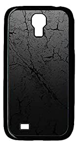 Samsung S4 Case Cracked Earth Texture175 PC Custom Samsung S4 Case Cover Black