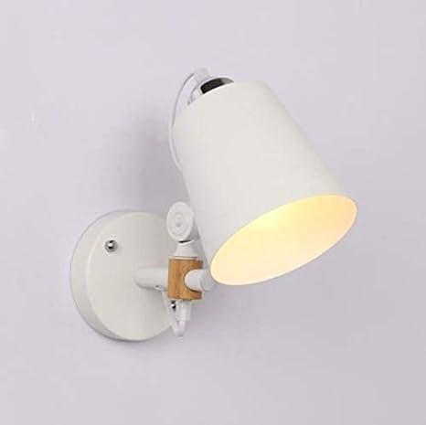 OwentsWall Lámpara Lámpara de pared interior moderna Dormitorio ...