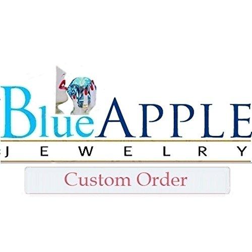 Custom Order for Preston Hofer Resizing the ring to size ...