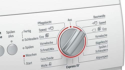 Bosch Serie 4 WAE282H0 Independiente Carga frontal 7kg 1400RPM A ...