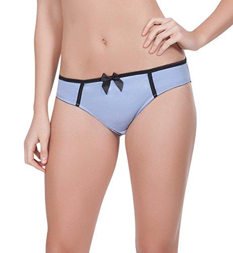 Parfait by Affinitas Women's Charlotte Bikini Panty, Icy ...