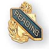 Reading Lapel Pin - Pack of 12
