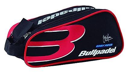 Bull padel BPP16008 - Neceser, Color Rojo, 26x13x14 cm