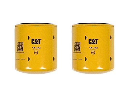 Caterpillar C15 Engine (Caterpillar 4355142 435-5142 COOLANT FILTER Advanced High Efficiency Multipack (Pack of 2))