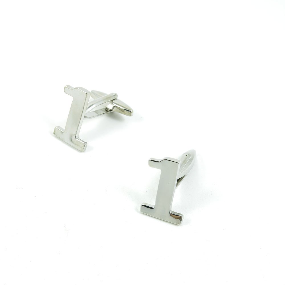 50 Pairs Cufflinks Cuff Links Fashion Mens Boys Jewelry Wedding Party Favors Gift 250RX0 Silver Number 1