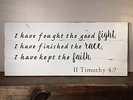 Image result for bible verse about completing the race