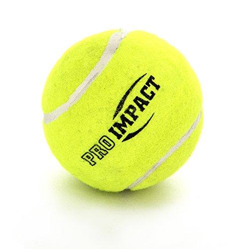 Pro Impact Cricket Balls (Tennis Ball (6 Balls)) ()