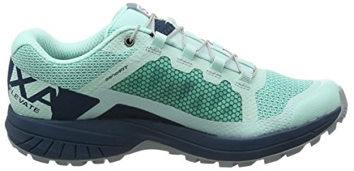 de XA Running para Glass Reflecting Trail Lead Mujer Azul W Salomon Elevate Beach Pond 000 Zapatillas WIU0pFxIqd