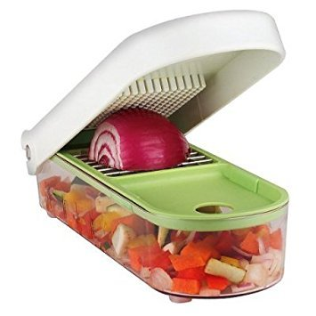 (Onion Chopper The Quick, Safe and Simple Way to Chop up Your Fruits and Vegetables.)