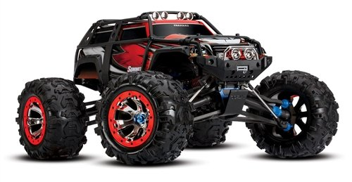 Traxxas TRA56076-1 Summit 4WD RTR 2.4Ghz With iD Batteries and DC Fast Charger (Traxxas Summit Battery Lipo)