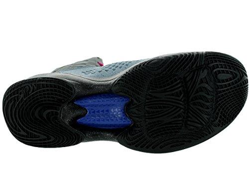 Jordan Melo M11 Nike Uomini Mod. 716227 Grigio (graphit/silber/schwarz) Pago De Descuento Con Paypal BQ0Y3