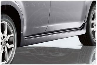 Genuine Nissan Accessories G68E0-1FC0B Brilliant Silver Body Side Sill