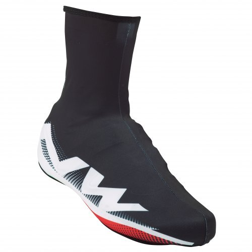 Northwave Extreme Graphic Shoecover Black by Northwave