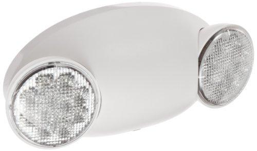 Micro LED Emergency Light High Output White (Pkg of 2)