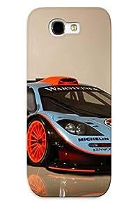 Galaxy Note 2 Case Bumper Tpu Skin Cover For 1997 Mclarenlongtail Race Racing F1da Accessories