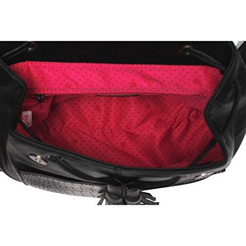 Barbie Bolso mochila de Serie Escuela para Chicas Mochila de estilo elegante y puro para chicas 8
