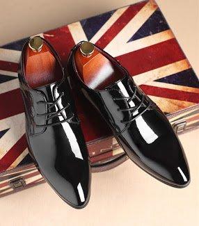Extra 48 Smooth particolarmente Grande Pelle scarpe Bebete5858 Dimensione PU Inghilterra Uomo stile Nero scamosciato Uomini casuale d4BnxWx