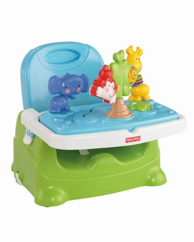 Baby Booster - Fisher-Price Discover 'n Grow Busy Baby Booster