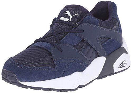 PUMA Blaze Kids Classic Style Sneaker (Toddler/Little Kid), Peacoat, 5 M US Toddler by PUMA (Image #1)