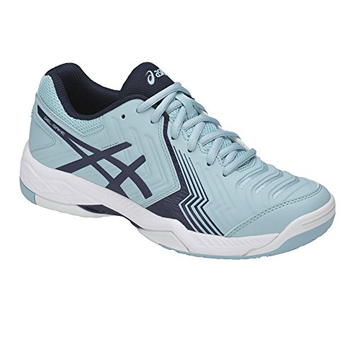 Gel 6 Game Asics Shoes Tennis Azul Women's d5E5rcpqW