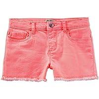 Shorts Menina Oshkosh Rosa Tamanho 5