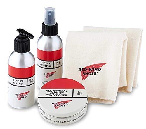 Red Wing Cuidado Kits para Suave y Aceite Tonalidad cueros ...