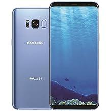 Samsung Galaxy S8 Unlocked 64GB - US Version (Coral Blue) - US Warranty (Certified Refurbished)