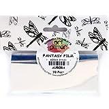 "Fantasy Film 4"" 10 Ft. Roll: Aurora"