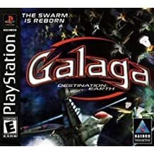 Galaga - PlayStation