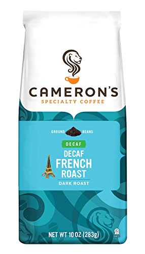 Cameron's Coffee Decaf French Roast, 10 Ounce Bag