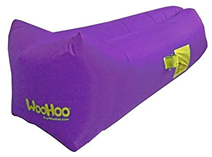 WooHoou0026#8482;  Inflatable Lounger Air Filled Balloon Furniture With Carry  Bag. Inflates