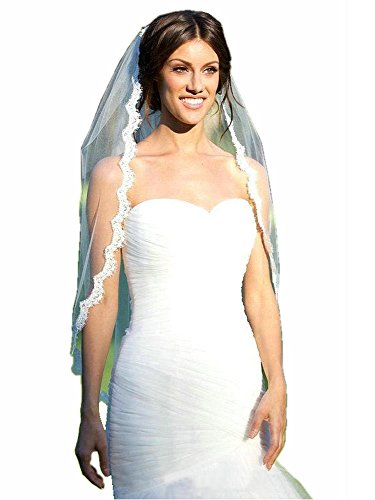 misshow-womens-ivory-1-tier-elegent-lace-appliques-wedding-veil-with-combivoryone-size