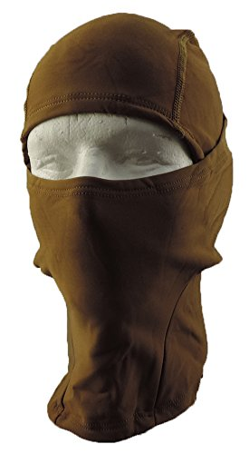Rapid Dominance Coyote Brown Convertible Balaclava Face Mask
