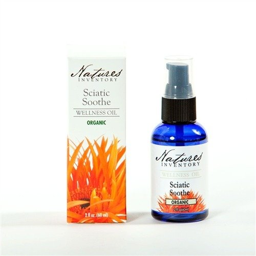 Sciatic Soothe Wellness Oil Nature's Inventory 2fl oz (60ml) - Soothe Wellness Oil