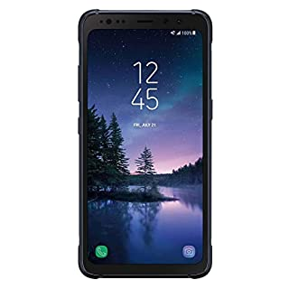 Samsung Galaxy S8 Active (G892A) GSM Unlocked Military-Grade Durable Smartphone w/ 5.8in Shatter-Resistant Glass, Meteor Gray (Renewed)