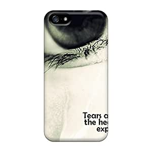 High Quality Tears Can Express Skin Specially Designed For For HTC One M8 Phone Case Cover