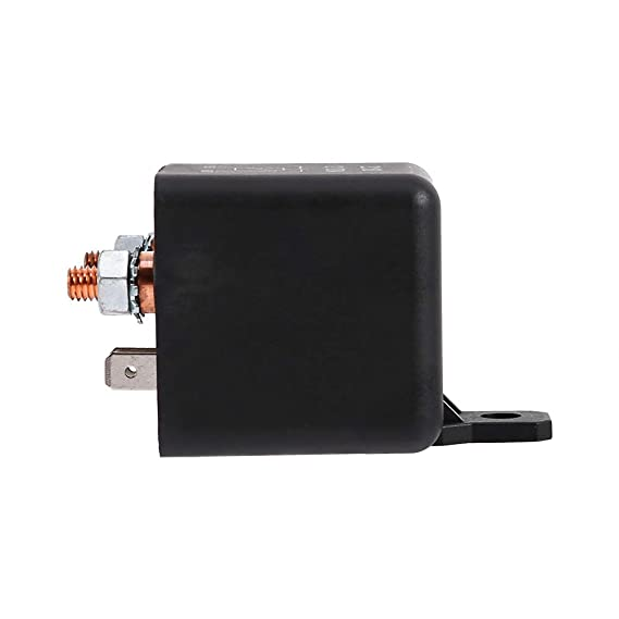 Mintice/™ 12V 120A Heavy Duty Split Charge ON//OFF Relay Car Vehicle Truck Motor RL180