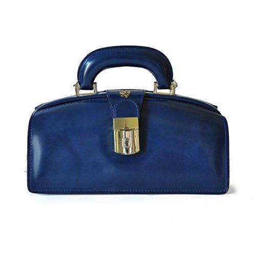 Eléctrico Lady Radica azul R120 Pratesi Brunelleschi Azul n Bolsa 0RxHOw