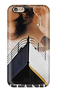 Rebeca Sameeha Silva's Shop 2569149K77677436 Durable Protector Case Cover With Titanic Movie Hot Design For Iphone 6