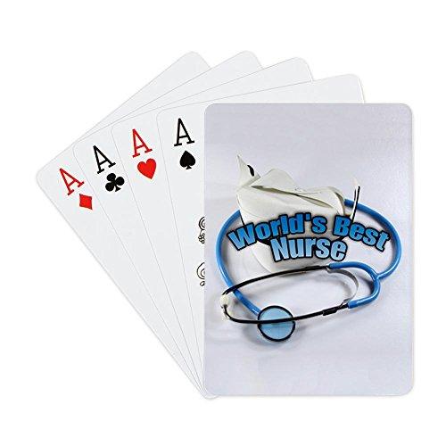 Playing Cards Deck World's Best Nurse
