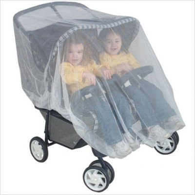 graco side by side stroller - 7