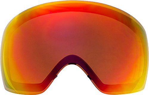 Replacement Lenses For Oakley Flight Deck Snow Goggle Red - Lens Oakley Case
