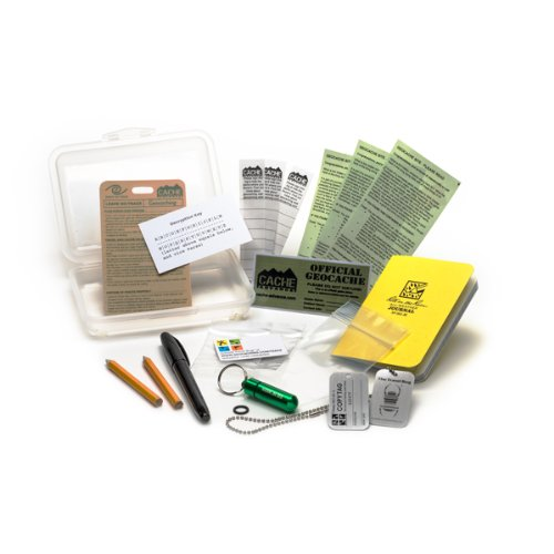 Cache Advance Dr. B's Geocaching Beginner Kit