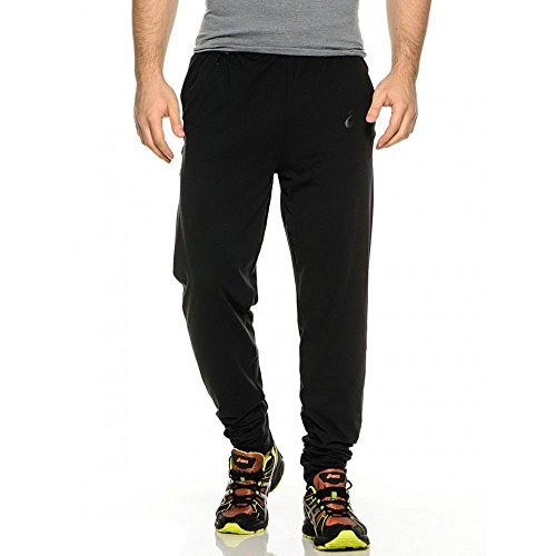 Noir Uni Homme Uni Homme Asics Pantalon Asics Pantalon wTPT7qR0