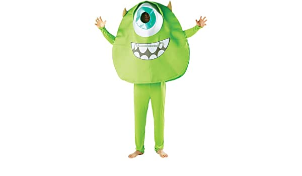 Generique Disfraz de Mike Monsters, S.A. Adulto: Amazon.es ...