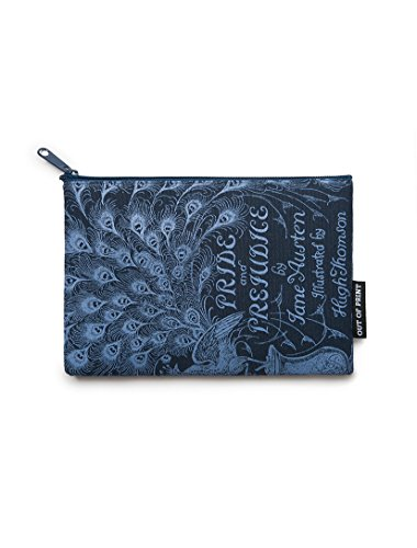 Out of Print Pride and Prejudice Pouch (Out Pouch)