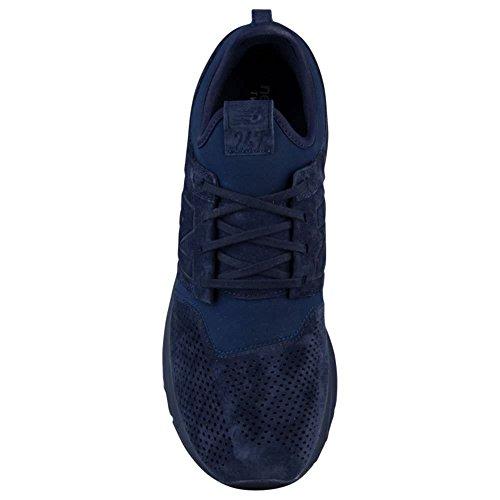 New 247 Balance Herren Classic Dark Sneaker Navy Mesh ww1CqEr