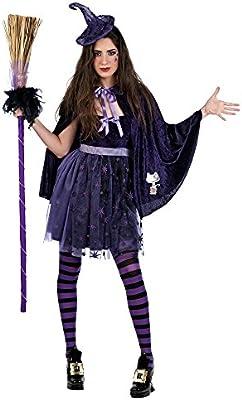 Limit Sport - Disfraz de bruja de cuentos, para adultos, talla M ...
